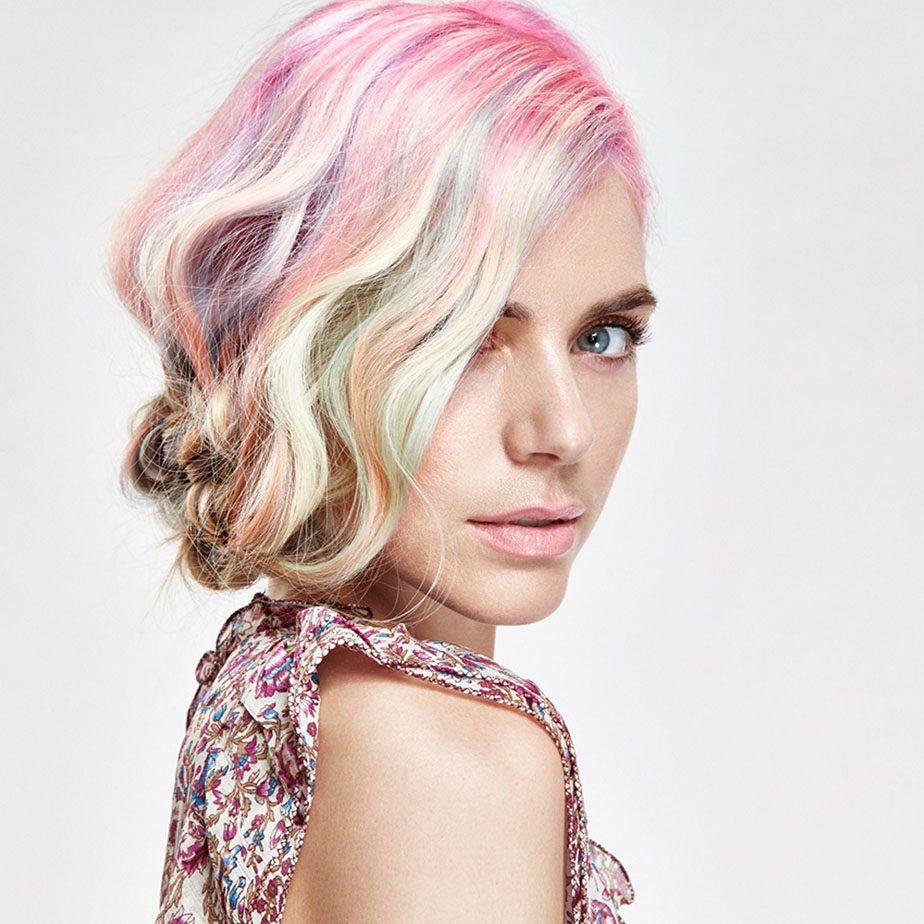 Visuell Candy Hair